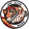 POLICIA NACIONAL CNP UPR ELCHE IBEROS EB01420 PARCHE INSIGNIA EMBLEMA