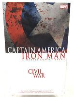 Civil War Captain America/ Iron Man Marvel Comics NEW TPB Paperback