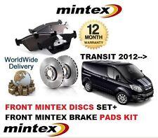 für Ford Transit nach Maß 2.2 2012- > Mintex Bremsscheiben Vorne Satz +