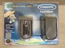 Rottner Keykeeper Small Outdoor Key Safe with Key Code Ideal for Carers/ Cleaner