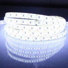 5M 600 LED 3528 SMD Super White Non-Waterproof Flexible Strip light DC 12V DIY