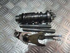 SUZUKI GSXR 750 K6 K7 GEAR SELECTOR DRUM & FORKS