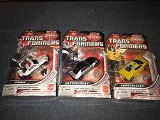 Transformers Universe Robot in Disguise Prowl Sunstreak Silverstreak New
