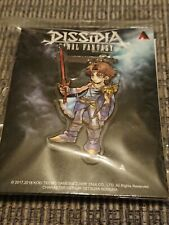 Bartz - Official Dissidia Final Fantasy Keyring Key Chain Holder - NEW