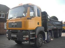 MAN/ ERF Commercial Lorries & Trucks 8x4 Axel Configuration