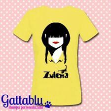 T-shirt donna Zulema, carcere serie tv Vis a Vis inspired, idea regalo scorpione