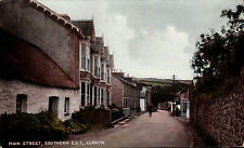 Llanon. Main Street, Southern Exit by RAP Co.
