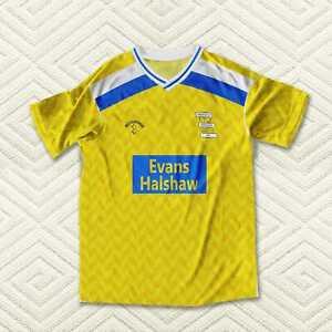 Birmingham City 1989 away shirt, replica, sizes s/m/l/xl/2xl/3xl/4xl
