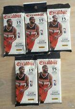 !! 5 x Packs !! 2016/17 Panini Excalibur Basketball Jumbo Fat Pack Simmons RC ?