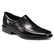 ECCO Men's 51504 New Jersey Black Leather Slip On Loafer