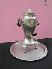 Ancienne cafetiere expresso westinghouse elec & Mig .Co Mansfield Works USA 1918