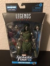 """Hasbro Marvel Legends 6"""" Fantastic Four Doctor Doom Super Figure"""