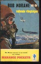BOB MORANE EO 60s Panique dans le ciel First Edition Néerlandaise Henri VERNES