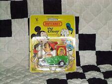 Matchbox 1979 Disney Pinocchio new on card