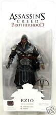 BROTHERHOOD ACTION FIGURE EZIO ONYX LEGENDARY ASSASSIN'S CREED NECA IN STOCK