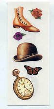 CREATIVE MEMORIES HERITAGE STICKER STRIP #10 BN & NLA