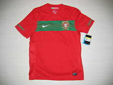 0755 NIKE TAILLE XXL PORTUGAL PORTUGAL TRICOT HAUT HAUT MAILLOT HAUT JERSEY