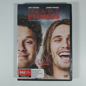 Pineapple Express  - DVD - NEW Region 4