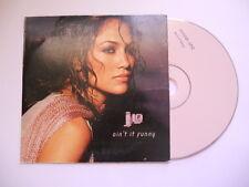 J-Lo / Ain't it funny - cd single