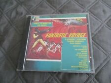 "RARE! CD BOF ""FANTASTIC VOYAGE - A JOURNEY THROUGH CLASSIC FANTASY FILM MUSIC"""