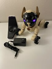 🟢 WowWee 0805 Chip Robot Toy Dog W/ Charger