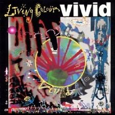 "LIVING COLOUR ""VIVID"" CD NEUWARE"