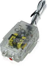 Scosche LOC-80 2-Channel Speaker High/Low Level Adjustable Line Out Converter
