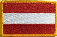 RED Tan on IR Magic Black solasX Patch 2X1 With VELCRO\u00ae Brand Fastener