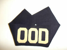 b1612 WW 2 US Navy OOD Officer Of the Day Armband wool USN IR32B