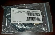 Blackberry Universal Micro USB Data Cable 1 meter New