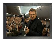 Liam Neeson (4)  Actor From Northern Ireland Hollywood Film Taken Action Poster
