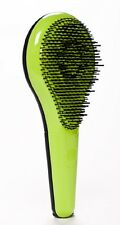 New Genuine Michel Mercier Detangling Professional Hair Brush Normal - Green