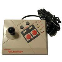 NES Advantage Joystick Controller Original Nintendo - clean used condition