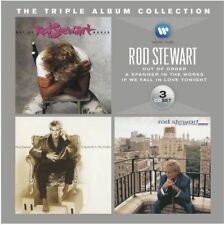 CD de musique pop rock Rod Stewart