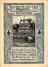 Zwischenkriegszeit (1918-39) Ansichtskarten aus Mecklenburg-Vorpommern für Architektur/Bauwerk