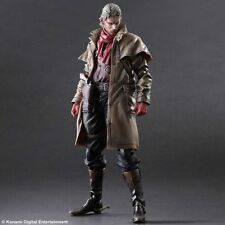 Sideshow Collectibles Metal Gear Solid V - Ocelot Play Arts Figure