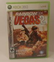 Rainbow Six Vegas 2 XBox 360 Complete
