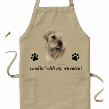 Soft Coated Wheaten Terrier Cookin' Apron