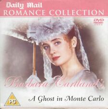 BARBARA CARTLAND'S A GHOST IN MONTE CARLO - PROMO DVD / SARAH MILES, OLIVER REED