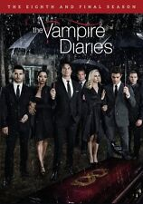 The Vampire Diaries: The Complete Eighth & Final Season (DVD,2017)