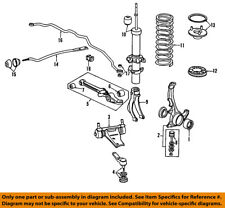 HONDA OEM 88-91 Civic Lower Control Arm-Front-Inner Bushing 51393SH3003