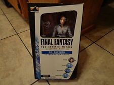 """2001 PALISADES--FINAL FANTASY THE SPIRIT WITHIN--12"""" DR. AKI ROSS FIGURE (NEW)"""
