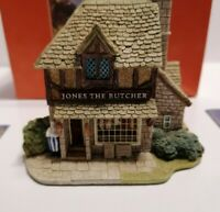 Lilliput Lane Jones the Butcher L649 complete with Deeds BOXED