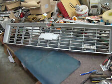NICE USED OEM GM 1973 1974 73 74 Chevy Pickup Truck Grill GRILLE PART# 6262157