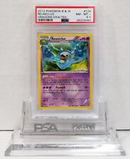 Pokemon DRAGONS EXALTED REUNICLUS 126/124 SECRET RARE HOLO PSA 8.5 NM #28229380