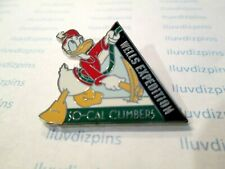 Wells Expedition So Cal Climbers Donald With Rope And Pic Axe GWP Disney Pin Pin