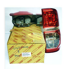 11 12 13 TOYOTA HILUX VIGO MK7 MK6 SR KUN TNG REAR TAIL LIGHT LAMP +BULB SET OEM