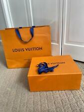 Nw Authentic Louis Vuitton Empty Shoe Purse Dress Gift Box Gift Bag Free Ship