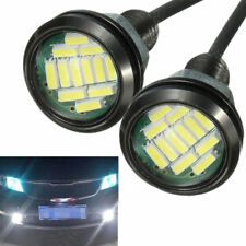 New Waterproof Car Light LED DRL Fog Driving Daylight Daytime Running White Lamp