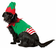 Rasta Imposta Elf Dog Costume Xx-Large
